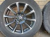 Диски с резиной (колеса в сборе) Тойота/Toyota за 140 000 тг. в Караганда