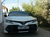 Toyota Camry 2020 года за 14 000 000 тг. в Кызылорда