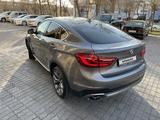 BMW X6 2015 года за 20 000 000 тг. в Алматы – фото 5