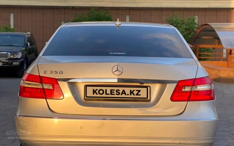 Mercedes-Benz E 350 2010 года за 6 300 000 тг. в Алматы