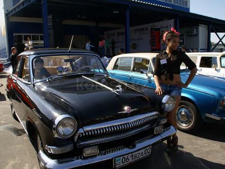 ГАЗ 21 (Волга) 1970 года за 3 900 000 тг. в Алматы – фото 2