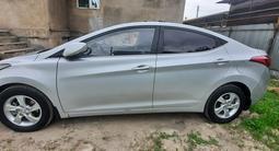 Hyundai Elantra 2016 года за 6 300 000 тг. в Алматы – фото 2