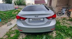 Hyundai Elantra 2016 года за 6 300 000 тг. в Алматы – фото 5
