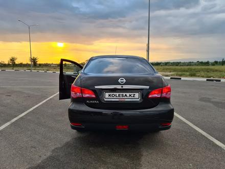 Nissan Almera 2018 года за 4 850 000 тг. в Алматы – фото 5