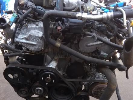 VQ35 двигатель 3.5 за 135 000 тг. в Алматы – фото 4