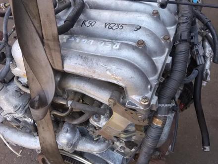 VQ35 двигатель 3.5 за 135 000 тг. в Алматы – фото 6