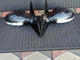 Зеркала заднего вида боковые на mercedes w208 купе за 60 000 тг. в Алматы – фото 2