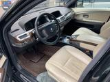 BMW 750 2006 года за 5 500 000 тг. в Алматы – фото 3