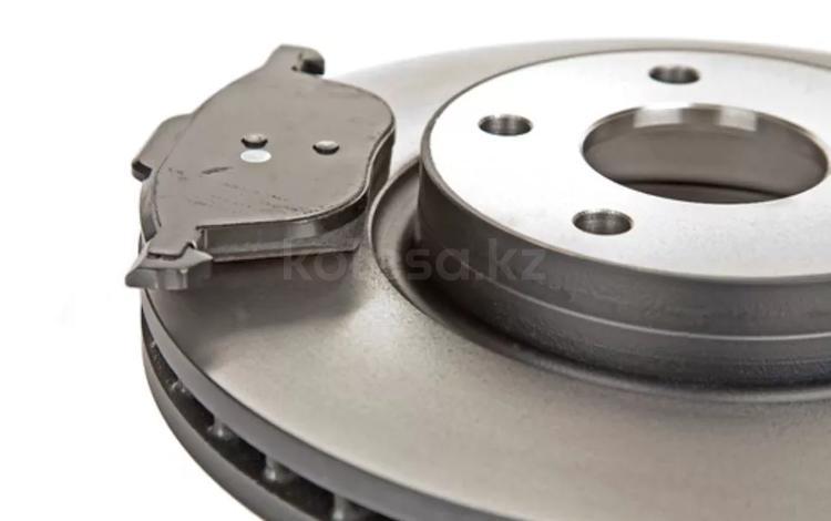 Тормозные диски на Мерседес w463 за 444 тг. в Алматы