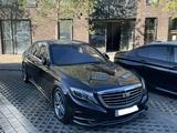 Mercedes-Benz S 500 2014 года за 40 000 000 тг. в Алматы