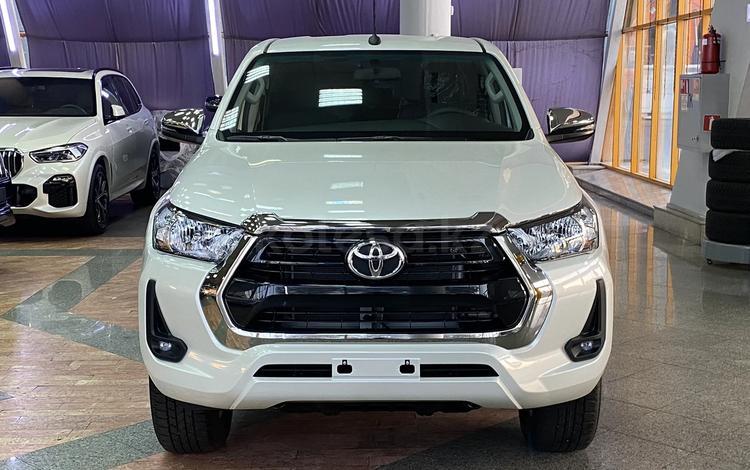 Toyota Hilux 2021 года за 22 800 000 тг. в Алматы