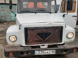 ГАЗ  3307 1991 года за 2 200 000 тг. в Костанай