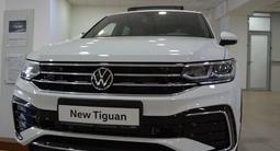 Volkswagen Tiguan R-Line 1.4 2021 года за 17 295 000 тг. в Нур-Султан (Астана) – фото 2