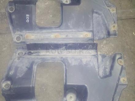 Защита двигателя левая правая за 12 000 тг. в Караганда