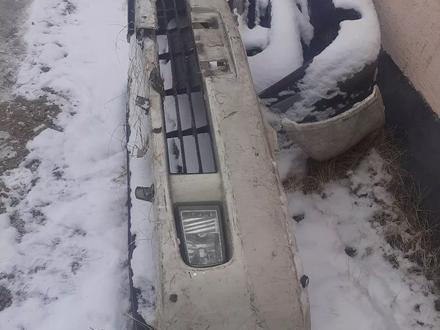 Бампер передний задний оргинал состояние хорош за 111 111 тг. в Алматы – фото 2