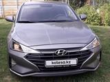 Hyundai Elantra 2019 года за 6 900 000 тг. в Алматы – фото 2