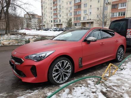 Kia Stinger 2018 года за 222 222 тг. в Павлодар