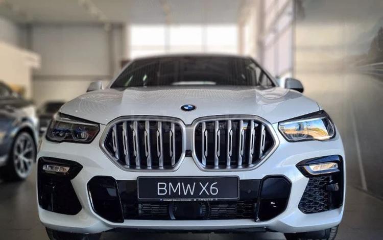BMW X6 XDrive 40i 2021 года за 48 056 256 тг. в Караганда