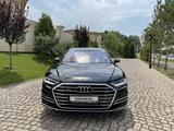 Audi A8 2019 года за 44 800 000 тг. в Алматы – фото 3