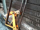 Вилы на экскаватор погрузчик в Караганда – фото 2
