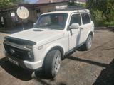 ВАЗ (Lada) 2121 Нива 2000 года за 1 500 000 тг. в Талдыкорган – фото 2