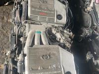 Двигатель 1MZ 3.0 2WD/4WD за 450 000 тг. в Актау