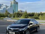 Toyota Camry 2017 года за 12 500 000 тг. в Нур-Султан (Астана)