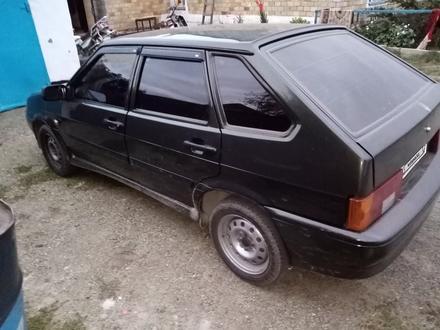 ВАЗ (Lada) 2114 (хэтчбек) 2007 года за 590 000 тг. в Темиртау
