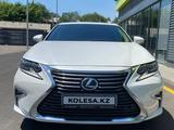 Lexus ES 250 2018 года за 17 500 000 тг. в Алматы – фото 2