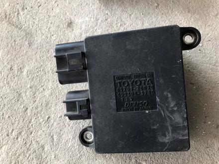Блок вентилятора на Toyota Corolla за 18 000 тг. в Алматы