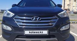 Hyundai Santa Fe 2013 года за 8 650 000 тг. в Алматы – фото 2