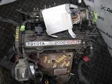 Двигатель TOYOTA 3S-FE Контрактный  Доставка ТК, Гарантия за 241 280 тг. в Новосибирск