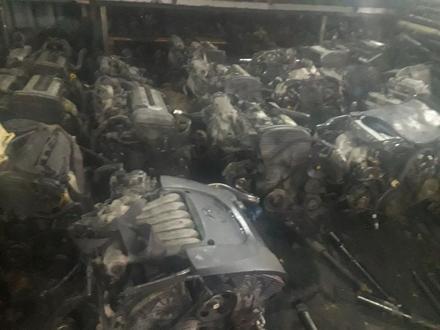 Двигатель 2.0 дизель и бензин. RF. Сборе. Привозной за 290 000 тг. в Алматы – фото 2