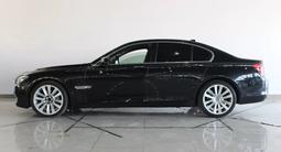 BMW 740 2010 года за 10 834 595 тг. в Шымкент – фото 3