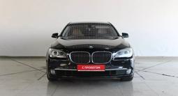 BMW 740 2010 года за 10 834 595 тг. в Шымкент – фото 5