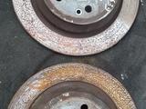 Задние тормозные диски за 30 000 тг. в Алматы – фото 2