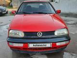 Volkswagen Golf 1994 года за 1 300 000 тг. в Шымкент – фото 4