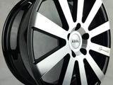Комплект дисков Gianelle 1216 7.5 17/5 114.3 D73.1 ET35 черный-серебристый за 190 000 тг. в Тараз