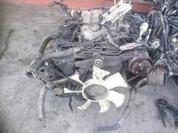 Контрактный двигатель (коробка) Ниссан Террано VG30 за 999 тг. в Алматы