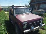 ВАЗ (Lada) 2121 Нива 2001 года за 1 200 000 тг. в Усть-Каменогорск