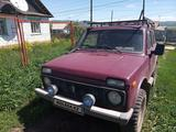 ВАЗ (Lada) 2121 Нива 2001 года за 1 200 000 тг. в Усть-Каменогорск – фото 2