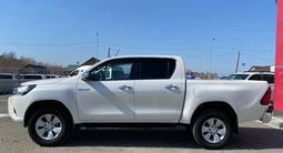 Toyota Hilux 2018 года за 17 400 000 тг. в Павлодар – фото 2