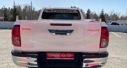 Toyota Hilux 2018 года за 17 400 000 тг. в Павлодар – фото 4