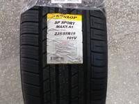 Шины Dunlop 235/55/r19 SP Maxx A1 за 64 000 тг. в Алматы