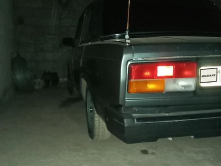 ВАЗ (Lada) 2107 2010 года за 750 000 тг. в Сарыагаш – фото 3