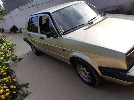 Volkswagen Jetta 1987 года за 550 000 тг. в Шымкент – фото 5