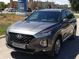 Hyundai Santa Fe 2019 года за 14 000 000 тг. в Актобе – фото 3