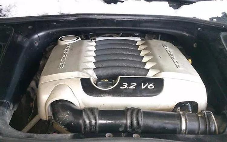 Двигатель Porsсhe Cayenne 3, 2 л, M02.2Y 2002-2007 за 490 000 тг. в Алматы
