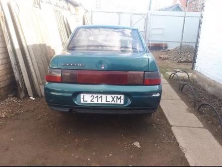 ВАЗ (Lada) 2110 (седан) 1998 года за 300 000 тг. в Уральск – фото 4