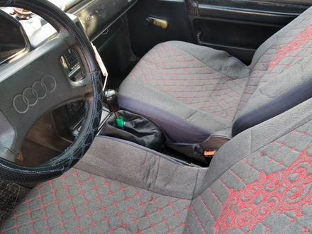 Audi 100 1987 года за 450 000 тг. в Кордай – фото 8